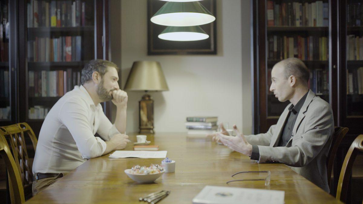 Entrevista a Harari