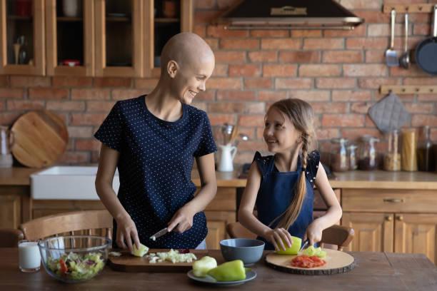 Alimentación cáncer familia